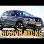 Video xe SUV mini Nissan Kicks lộ diện toàn phần trên đường