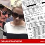 Nam diễn viên Johnny Depp bỏ vợ sau 1 năm cưới