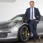 Porsche thêm sếp mới cho dự án xe tự hành ?