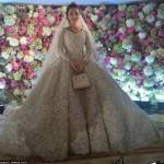 Xuất hiện đám cưới 1 tỷ đô đắt nhất thế giới