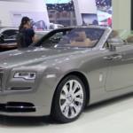 Đánh giá xe siêu sang Rolls royce Dawn: Mui trần đẹp nhất thế giới