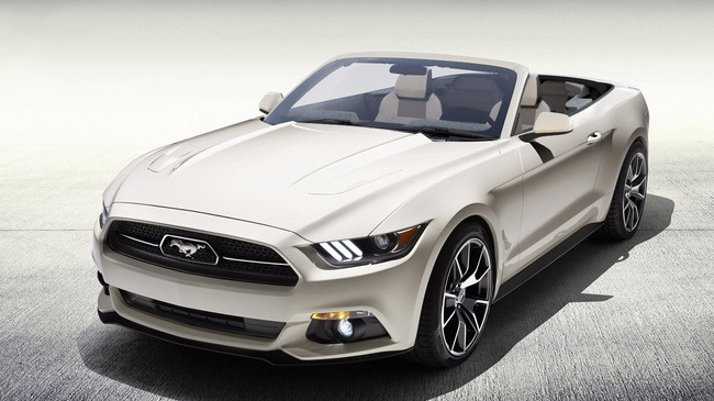 Ford Motor Company is building a one-of-a-kind 2015 Ford Mustang GT 50 Years convertible that will be raffled off to support the National Multiple Sclerosis Society.