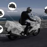 Công nghệ gọi điện khẩn cấp hiện đại trên xe mô tô BMW