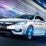 Honda Accord 2016 mới hiện đại hơn giá 1,47 tỷ đồng