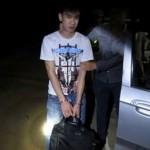 Hot boy chơi DJ nổi tiếng ở Lạng Sơn bị bắt vì buôn 6 kg ma túy
