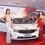 Giá bán xe Kia K3 thế hệ mới tại Việt Nam được công bố