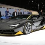 Hai đại gia Mexico mua 2 siêu xe Lamborghini Centenario