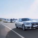 Động cơ mới của xe sang Lexus LS mạnh hơn, tiết kiệm hơn
