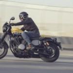 Ra mắt xe mô tô Yamaha XV950CR 2016