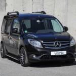 Mercedes Benz Citan độ bởi hãng VATH