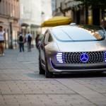Mercedes tạo ra thương hiệu con chuyên sản xuất xe xanh