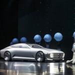 Chiêm ngưỡng xe sang Mercedes Concept IAA biến hình được