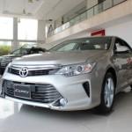 Toyota Việt Nam triệu hồi 2.410 xe Camry 2.0E