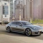 Porsche Panamera mới dùng động cơ V8 công suất 550 mã lực