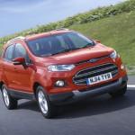 Ford gây sốc khi triệu hồi 48.700 xe Ford EcoSport