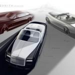 Sắp ra mắt phiên bản cuối cùng của Rolls royce Phantom