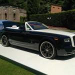 Xe siêu sang Rolls-Royce Phantom bản cuối cùng lộ ảnh thật