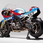 Siêu xe máy BMW S1000RR độ thành siêu phẩm độc Optimus Racer