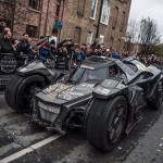 Siêu xe độ Batmobile có điểm gì đặc biệt ?