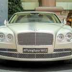 Đánh giá chi tiết xe siêu sang Bentley Flying Spur W12 2016