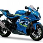 Siêu phẩm Suzuki GSX-R 1000 2017 sắp ra mắt
