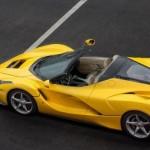 Siêu xe Ferrari LaFerrari mui trần giá bán từ 130 tỷ đồng