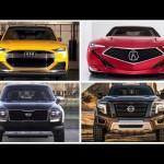 Top 10 siêu xe tương lai Concept đẹp nhất thế giới 2016