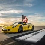 Xem siêu xe Hennessey Venom GT mui trần nhanh nhất thế giới