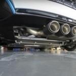Siêu xe BMW i8 mới có âm thanh pô lớn