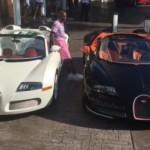 Ngắm bộ đôi Bugatti Veyron giá trăm tỷ của Mayweather