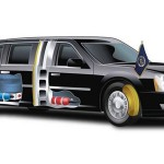 Chi tiết về xe siêu sang của tổng thống Mỹ Obama sang thăm Việt Nam