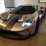 Hơn 6500 đơn đặt hàng siêu xe Ford GT nhưng sản xuất 500 chiếc