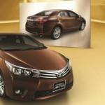 Công bố giá bán Toyota Corolla Altis 2016 từ 795 triệu đồng