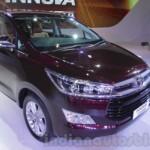 60% đơn đặt hàng mua Toyota Innova Crysta bản cao cấp nhất