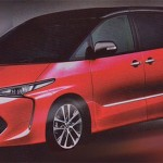 Đánh giá xe Toyota Previa 2016 bản nâng cấp