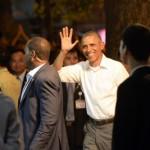 Video tổng thống Mỹ Obama đi ăn bún chả ở Hà Nội