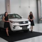 Toyota Fortuner 2016 ra mắt tại thị trường Myanmar