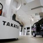 Toyota triệu hồi thêm 1,6 triệu xe bị lỗi túi khí Takata