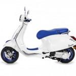 Ngắm xe tay ga Vespa Primavera 2 kỳ 50 phân khối mới
