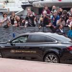 Xe sang Renault Talisman đón ngôi sao
