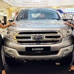 Ford Everest 2016 tại Malaysia giá rẻ chỉ từ 1,1 tỷ đồng