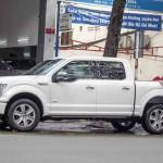 Xe bán tải cỡ lớn Ford F-150 dùng động cơ tiết kiệm V6 EcoBoost