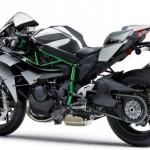 Ngắm siêu xe mô tô Kawasaki Ninja H2 hàng khủng