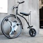 Loại bánh xe điện 10 triệu đồng dùng cho mọi xe đạp