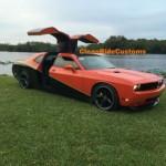 Dodge Challenger độ thành xe siêu sang thể thao