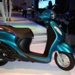 Ngắm xe tay ga Yamaha Fascino giá chỉ 19 triệu đồng
