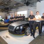 Trình làng xe siêu sang Bentley GT Speed 2017 giá từ 5,3 tỷ đồng