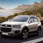 Đánh giá xe Chevrolet Captiva Revv 2016 qua ảnh