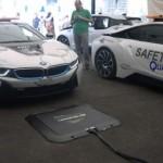 Sạc không dây cho xe điện hiệu quả hơn 90%