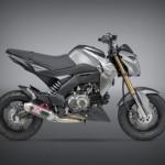 Xe mô tô Kawasaki Z125 độ bởi hãng Yoshimura